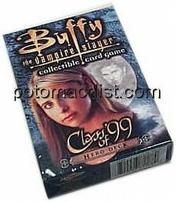 Buffy the Vampire Slayer CCG: Class of 99 Hero Starter Deck [Unlimited]