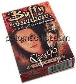 Buffy the Vampire Slayer CCG: Class of 99 Villain Starter Deck [Unlimited]