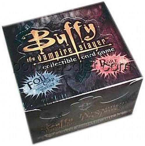 Buffy the Vampire Slayer CCG: Pergamum Booster Box [Limited]