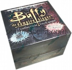 Buffy the Vampire Slayer CCG: Pergamum Starter Deck Box [Limited]
