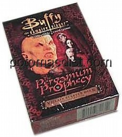 Buffy the Vampire Slayer CCG: Pergamum Villain Starter Deck [Limited]