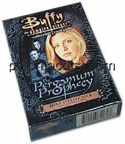 Buffy the Vampire Slayer CCG: Pergamum Hero Starter Deck [Unlimited]