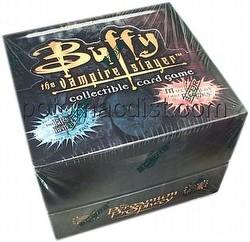 Buffy the Vampire Slayer CCG: Pergamum Starter Deck Box [Unlimited]