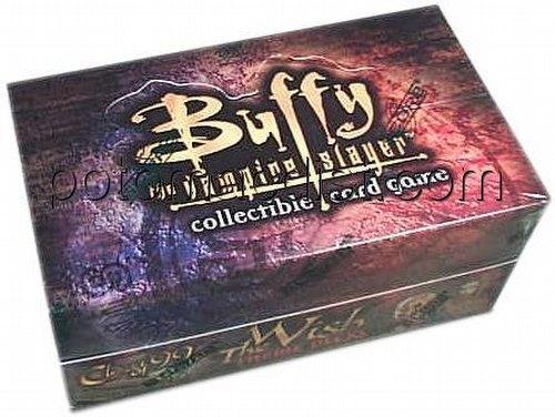 Buffy the Vampire Slayer CCG: Class of 99 Wish Theme Deck Box