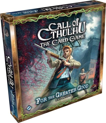Call of Cthulhu LCG: For the Greater Good Expansion Box