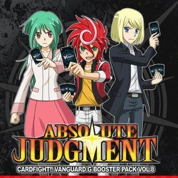 Cardfight Vanguard: Absolute Judgment Booster Case [VGE-G-BT08/16 boxes]
