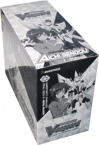 Cardfight Vanguard: Aichi Sendou Trial Deck Starter Box [VGE-V-TD01]