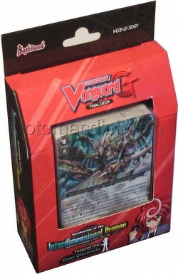 Cardfight Vanguard: Awakening of the Interdimensional Dragon Trial Deck