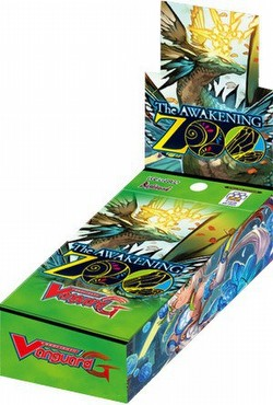 Cardfight Vanguard: The Awakening Zoo Booster Box [VGE-G-EB02/English]