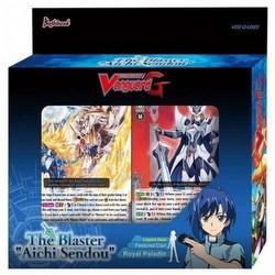 Cardfight Vanguard: The Blaster - Aichi Sendou Legend Deck [VGE-G-LD03]