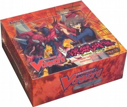 Cardfight Vanguard: Blazing Perdition ver. E Booster Box [VGE-BT17 ver. E]