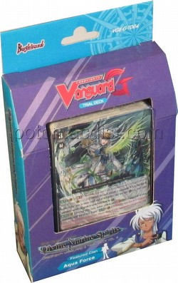 Cardfight Vanguard: Blue Cavalry of the Divine Marine Spirits Trial Deck