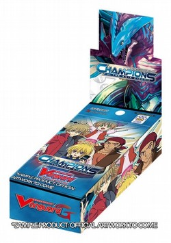 Cardfight Vanguard: Champions of the Asia Circuit Extra Booster Box [VGE-V-EB02/English]