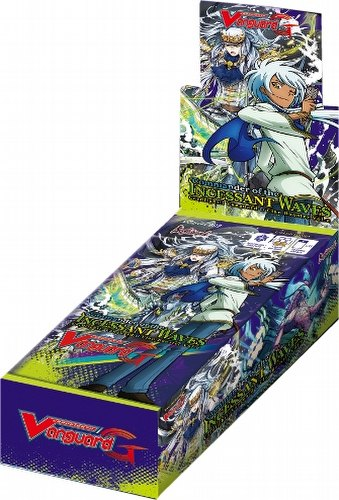 Cardfight Vanguard: Commander of the Incessant Waves Booster Case [VGE-G-CB02/24 boxes]