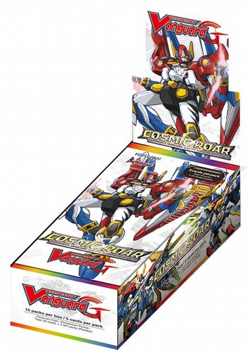 Cardfight Vanguard: Cosmic Roar Booster Case [VGE-G-EB01/24 boxes]