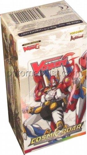 Cardfight Vanguard: Cosmic Roar Booster Box [VGE-G-EB01]