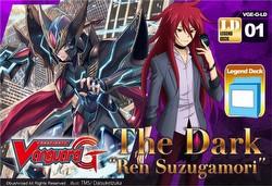 Cardfight Vanguard: Dark Ren Suzugamori Legend Deck