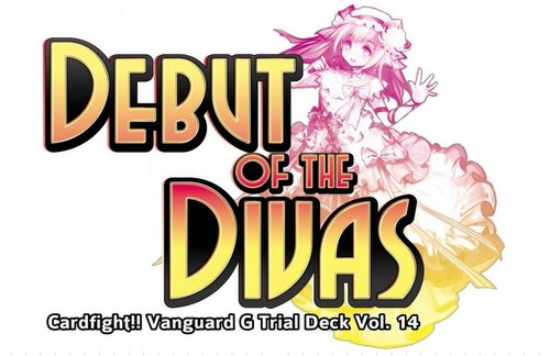 Cardfight Vanguard: Debut of the Divas Trial Deck Starter Box [VGE-G-TD14]