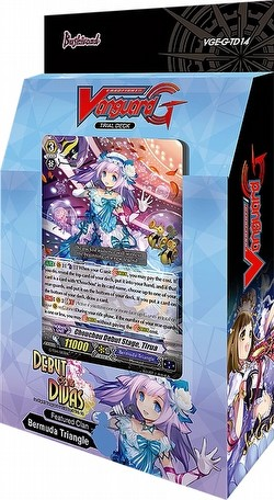 Cardfight Vanguard: Debut of the Divas Trial Deck [VGE-G-TD14]