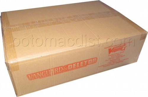 Cardfight Vanguard: Vanguard & Deletor Comic Booster Case [VGE-G-CMB01/24 boxes]