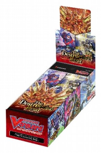 Cardfight Vanguard: The Destructive Roar Booster Box [VGE-V-EB01/English]
