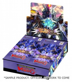 Cardfight Vanguard: Divine Dragon Apocrypha Booster Box [VGE-G-BT14/English]