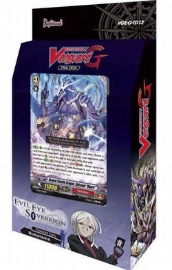 Cardfight Vanguard: Evil Eye Sovereign Trial Deck [VGE-G-TD13]