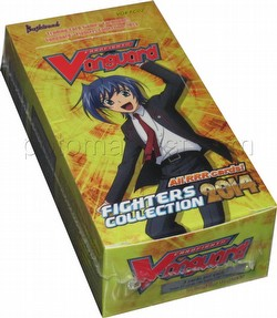 Cardfight Vanguard: Fighters Collection 2014 Box [VGE-FC02]