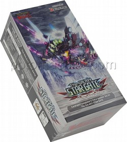 Cardfight Vanguard: The Galaxy Star Gate Booster Box [VGE-G-EB03/English]