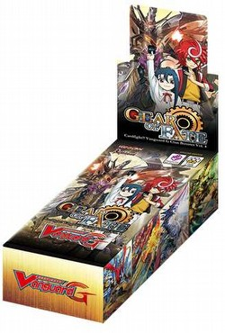 Cardfight Vanguard: Gear of Fate Booster Box [VGE-G-CB04]