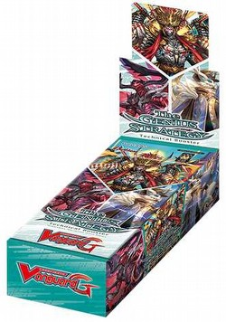 Cardfight Vanguard: The Genius Strategy Booster Box [VGE-G-TCB02]