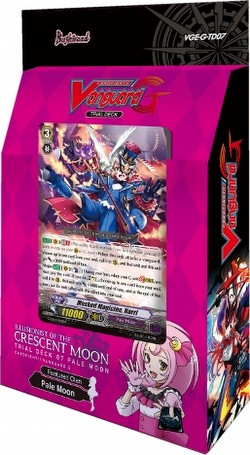 Cardfight Vanguard: Illusionist of the Crescent Moon Trial Deck [VGE-G-TD07]