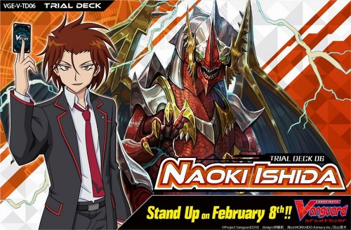 Cardfight Vanguard: Naoki Ishida Trial Deck [VGE-V-TD06]
