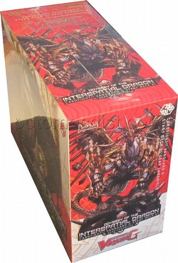 Cardfight Vanguard: Odyssey of the Interspacial Dragon Starter Deck [VGE-G-SD01]