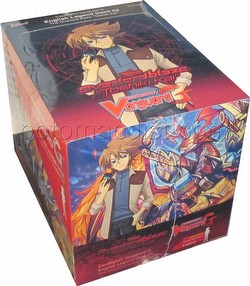 Cardfight Vanguard: Overlord Blaze Toshiki Kai Legend Deck Box [6 decks]
