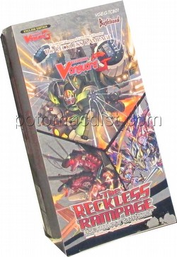 Cardfight Vanguard: The Reckless Rampage Booster Box [VGE-G-TCB01]