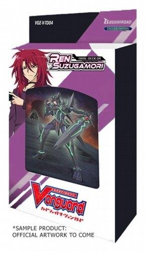 Cardfight Vanguard: Ren Suzugamori Trial Deck [VGE-V-TD04]