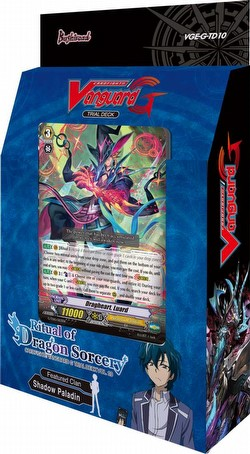 Cardfight Vanguard: Ritual of Dragon Sorcery Trial Deck Starter Box [VGE-G-TD10]