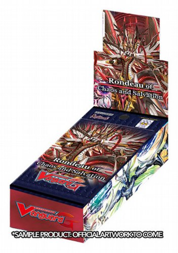 Cardfight Vanguard: Rondeau of Chaos and Salvation Booster Box [VGE-G-CB06]
