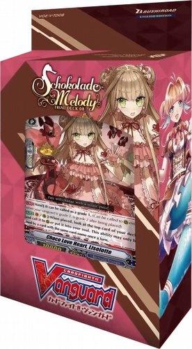 Cardfight Vanguard: Schokolade Melody Trial Deck [VGE-V-TD08]