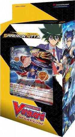 Cardfight Vanguard: Shinemon Nitta Trial Deck [VGE-V-TD09]