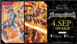 Cardfight Vanguard: Silverdust Blaze Booster Box [VGE-V-BT08/English]