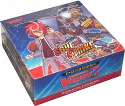 Cardfight Vanguard: Soul Strike Against the Supreme G Booster Box [VGE-G-BT04]