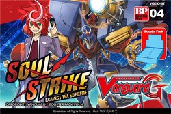 Cardfight Vanguard: Soul Strike Against the Supreme G Booster Case [VGE-G-BT04/16 boxes]
