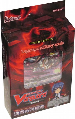 Cardfight Vanguard: Will of the Locked Dragon Trial Deck
