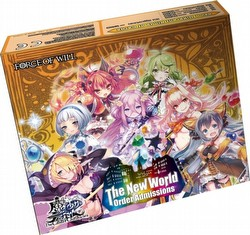 The Caster Chronicles: New World Order Admissions Booster Box