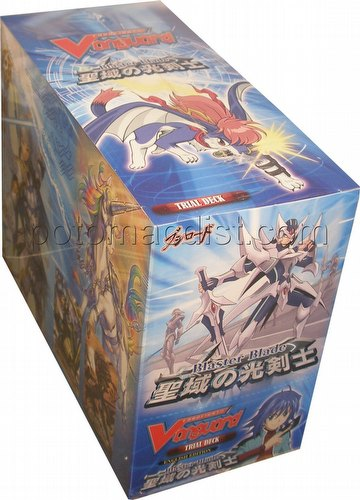 Cardfight Vanguard: Blaster Blade Trial Deck Starter Box