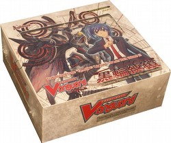 Cardfight Vanguard: Binding Force of the Black Rings Booster Box [VGE-BT12]