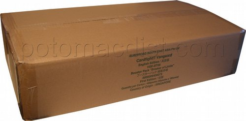 Cardfight Vanguard: Breaker of Limits Booster Box Case [16 boxes/BT06]