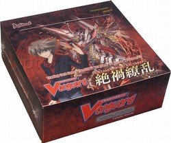Cardfight Vanguard: Catstrophic Outbreak Booster Box [VGE-BT13]